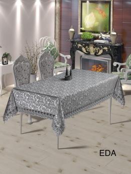 Скатерть Maison Royale 160x300 Eda Grey