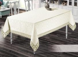Скатерть Maison Royale 160x350 Mila Cream