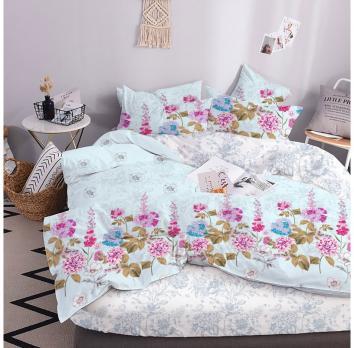 "Комплект постельного белья ""ТЕП"" двоспальний 320 Lovely Flower, 70x70"