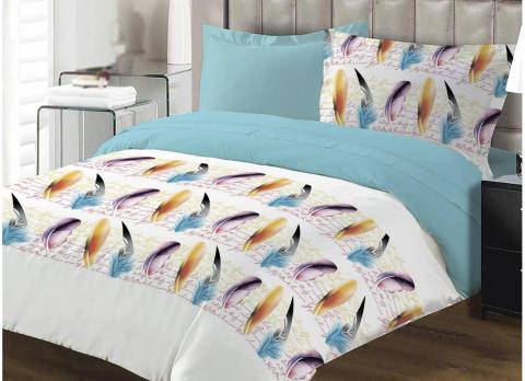 """Комплект постельного белья """"ТЕП"""" двоспальний 286 MARIA, 70x70"""