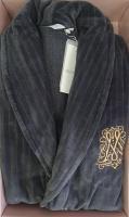 Халат мужской Maison D'or Alberto Grey XL
