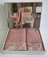 Полотенца Maison D'or 2шт Gloria Rosa