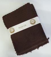 Набор полотенец Maison D'or 2 шт Nehir Chocolate