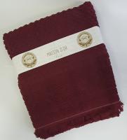 Набор полотенец Maison D'or 2 шт Nehir Bordeaux