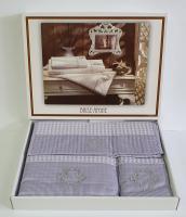 Набор полотенец Maison D'or 3 шт Brise Apone Lila