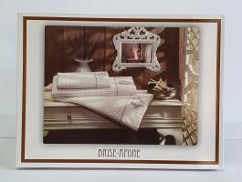 Набор полотенец Maison D'or 3 шт Brise Apone Dark Lilac