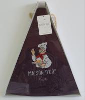 Полотенце Maison D'or Round Towel Q70см Lilac