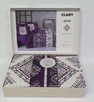Постельное белье CLASY сатин семейный Calipso v1