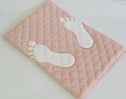 Полотенце-коврик для ног Maison Dor Doormat 50x80 Rose Color