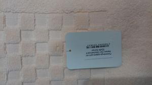 Полотенце-коврик для ног Maison Dor Checkerboard 50x80 Somon