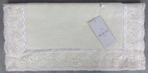 Полотенце-коврик для ног Maison Dor Reyna 50x80 Ecru