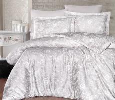 Постельное белье First Choice сатин 200x220 Advina Sampanya