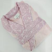Халат женский Maison D'or Rose Marine Pink S