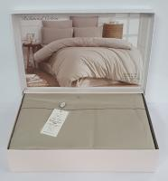 Постельное белье Maison D'or ранфорс Richmond Cotton 200х220 Beige