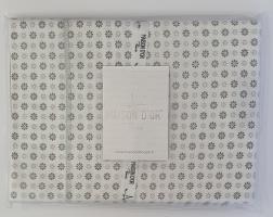 Наволочки 50х70 ранфорс Deluxe Maison Dor Daisi Grey