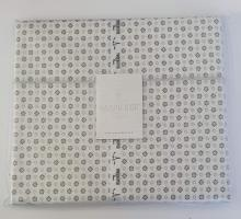 Простинь 245x285 ранфорс Deluxe Maison Dor Daisi Grey