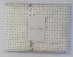 Наволочки 50х70 ранфорс Deluxe Maison Dor Damien Beige