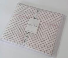 Простинь 245x285 ранфорс Deluxe Maison Dor Daisi Lilac
