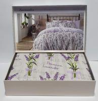 Постельное белье Maison D'or сатин 200х220 Lavande Lilac