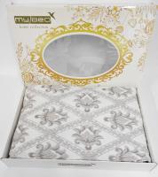 Покрывало My Bed Жакард 240x240 Модель 13 Cappucino