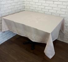 Скатерть Sagol тефлон 160x220 St-060 Cappucino