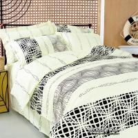 """Комплект постельного белья """"ТЕП"""" двоспальний 602 Графіка, 70x70"""