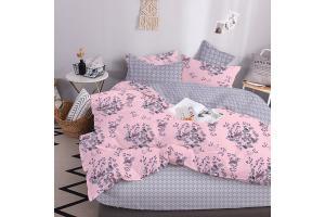 """Комплект постельного белья """"ТЕП"""" двоспальний 318 Beauty Odour , 70x70"""