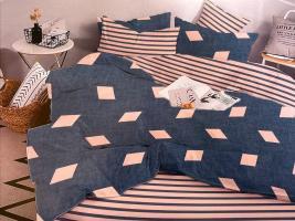 """Комплект постельного белья """"ТЕП"""" двоспальний 359 Samantara, 70x70"""