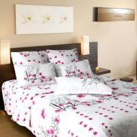 "Комплект постельного белья ""ТЕП"" двоспальний 907 Сакура, 70x70"