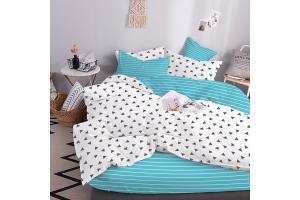 Комплект постельного белья ТЕП семейный 313 Joey, 70x70