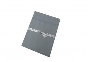 Простинь 245x285 сатин Maison Dor Grey