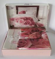 Постельное белье Cotton Box ранфорс 200X220 Darling Pembe