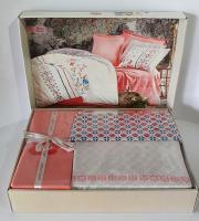 Постельное белье Cotton Box ранфорс 200X220 Elena Somon