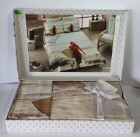 Постельное белье Virginia Secret 3D бамбук 200X220 Noname