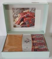 Постельное белье Cotton Land ранфорс 200X220 Hula Gold