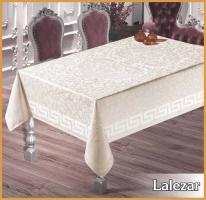 Скатертина тефлон PVS Maison Royale 160*220 Lalezar White