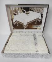 Скатерть Maison Royale 160x300 Melisa Cream