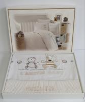 Постельное белье Maison D'or 100х150 Lamite Beige