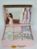 Полотенца Maison D'or 3шт Lierra Towel Set 30x50