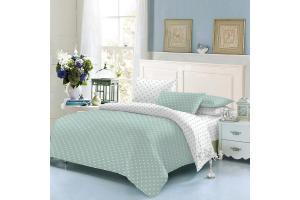 Комплект постельного белья ТЕП двуспальный 332 Olive, 70x70
