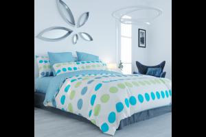 Комплект постельного белья ТЕП семейный 296 Bastia, 70x70