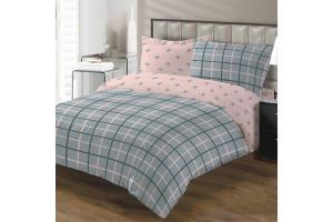 Комплект постельного белья ТЕП семейный 331 Pincky Line, 70x70