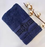 Полотенце AE 70x140 Aevera Синий