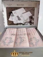 Полотенца Maison D'or 3шт Brise-Apone 40x60 Rose