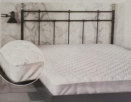 Наматрасник-чехол Clasy 160x200 cм