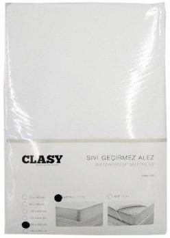 Водонепроницаемый наматрасник-чехол Clasy 160x200 см