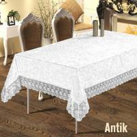Скатерть Велюр Maison Royale 160x350 Antik White