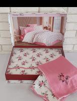Постельное белье Maison D'or сатин 160х220 Diana Rose Rose